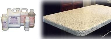 V-Seal Countertop Kit Site ConcreteNetwork.com ,