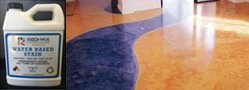 Water Based Stain Site ConcreteNetwork.com ,
