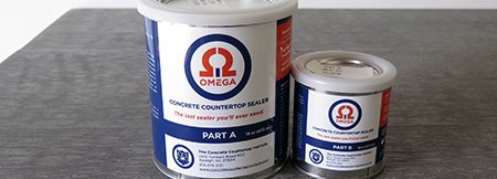 Omega Countertop Sealer Site Concrete Countertop Institute Raleigh, NC
