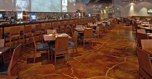 Restaurant Floors Enhancing Concrete Restaurants The Network