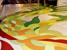 epoxy terrazzo flooring