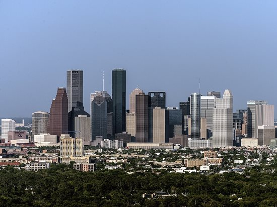 Houston Skyline Texas