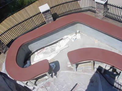 Concrete Countertops Nobel Concrete Jenison, MI