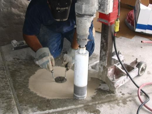 tests for hardened concrete the concrete network. Black Bedroom Furniture Sets. Home Design Ideas