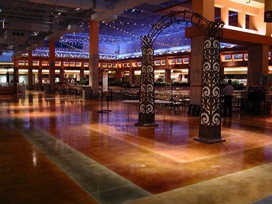 混凝土染料混凝土地板Dana Boyer混凝土艺术家有限责任公司Apache Junction, AZ