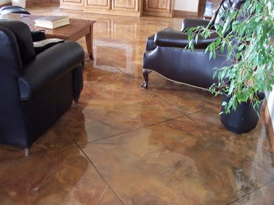 Marble Concrete Floors ConcreteNetwork.com