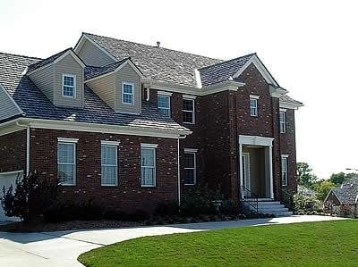 Brick, Concrete Concrete Homes RP Watkins, Inc. Omaha, NE