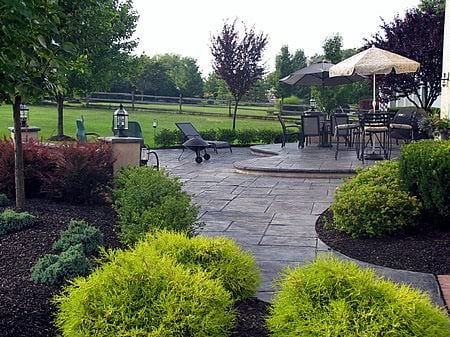 Concrete Patios Architectural Concrete Design Levittown, PA