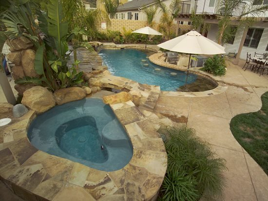 Concrete Pool Decks Davis Colors Los Angeles CA