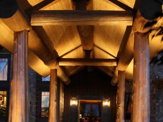 印花混凝土,天然石头印花入口混凝土人行道Riverstone印花混凝土,华盛顿斯波坎
