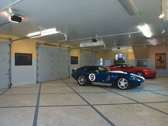 Garage Floor Coating Info - The Concrete Network