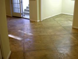 Decorative Concrete Of Maryland Stamped Floors Water