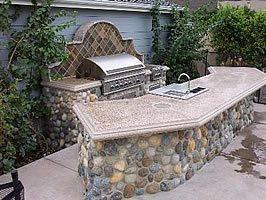 Bbq Stand Site ConcreteNetwork.com ,