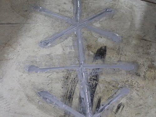 Carbon Fiber, Epoxy Site ConcreteNetwork.com ,
