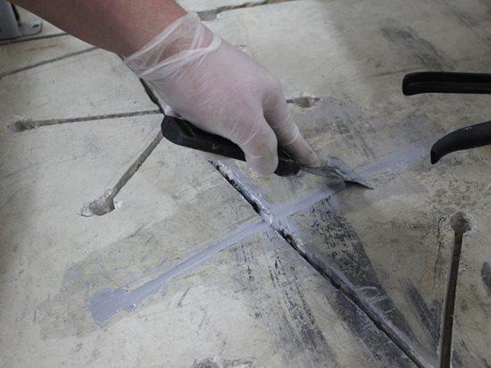 Carbon Fiber Staple, Concrete Crack Lock Site Rhino Carbon Fiber Heath, OH