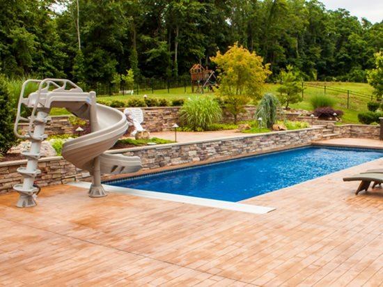 Concrete Pool Deck Cost How Much Will You Pay The Concrete Network
