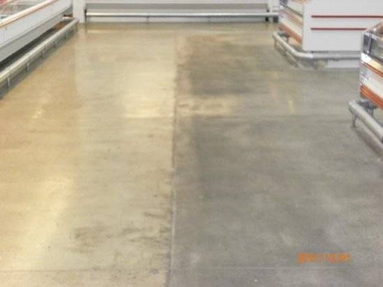 How To Fix A Pitted Concrete Floor The Concrete Network