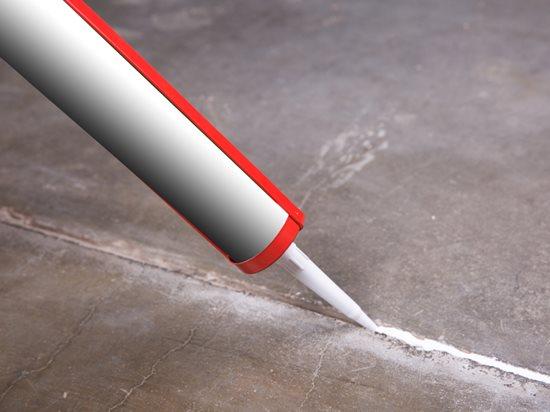 concrete driveway crack filler