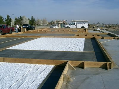 Concrete Form Liners - Adding Designs to Architectural