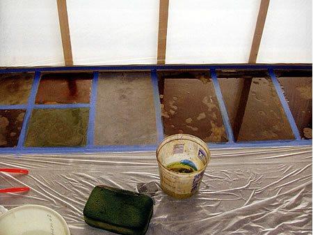 Charming Acid Wash Concrete Patio Part 9: Charming Acid Wash Concrete Patio  Home Design Ideas