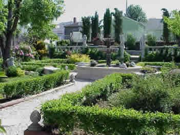 Garden Site ConcreteNetwork.com