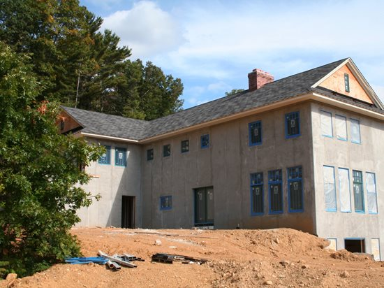 Icf Home Concrete Home Construction In West Hartford