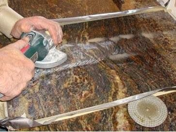Fixing Scratches In Topical Sealers On Countertops The