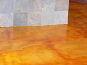 Restaurant Remodel Concrete Transforms Floors