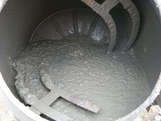 Mixing Concrete, Concrete Mixer Site Shutterstock