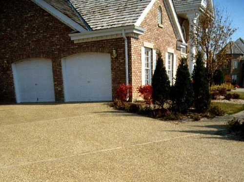 Portland Cement Association : Sealing exposed aggregate how to select a sealer for