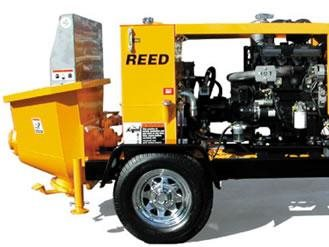 Site Reed Concrete Pumps Chino, CA