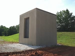 Concrete Safe Rooms Cost And Design Criteria The