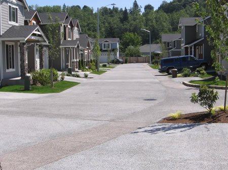 Street Site ConcreteNetwork.com ,
