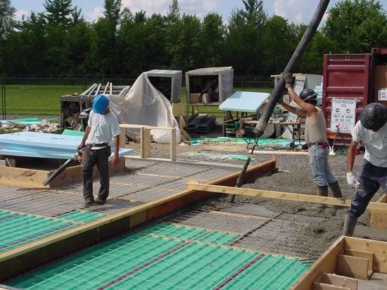 Tilt Up Construction Site Tilt-Up Concrete