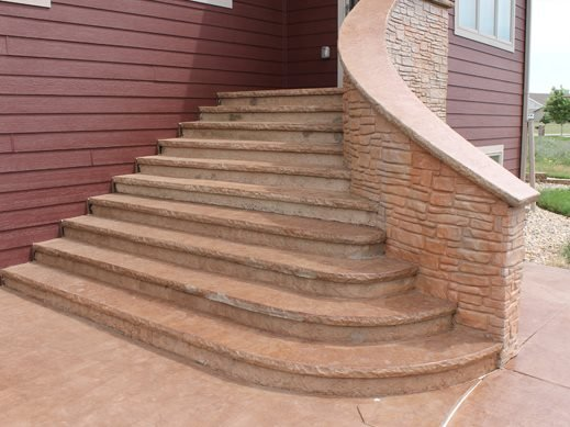 how to build temporary steps with hand saw