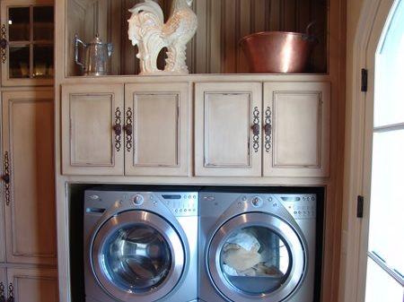 Laundry Room Site Riverside Cabinets Riverside, CA