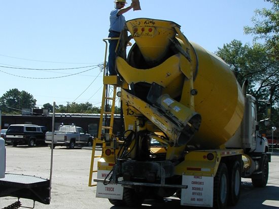 Hot Weather Concreting Getting Good Decorative Concrete