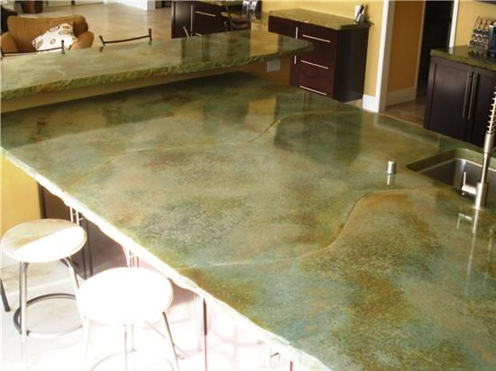 Concrete Countertops Surfacing Solutions Inc Temecula, CA
