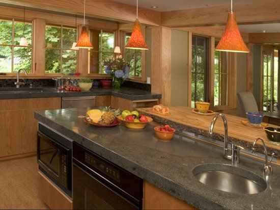 Concrete Countertops Pros Cons Diy