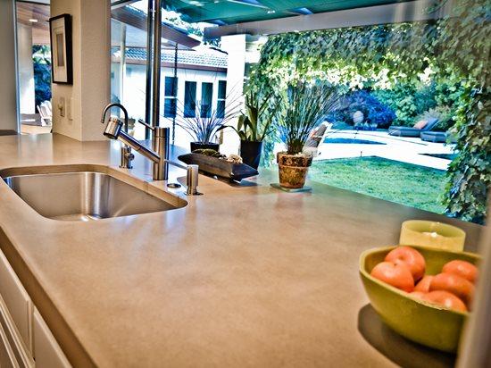 Concrete Countertops Pros Cons Diy Amp Care The