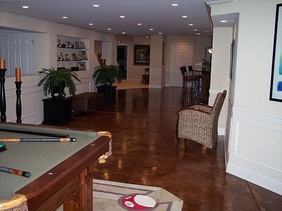Concrete Basement Flooring Benefits