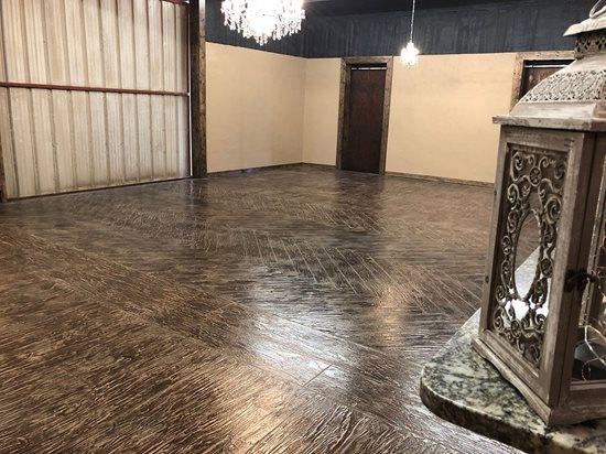 Concrete Floor Covering Options Ideas