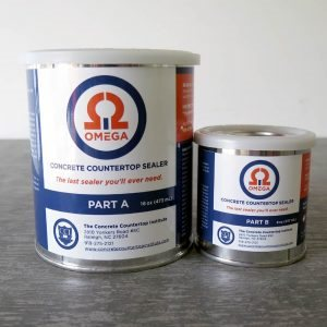 Omega Countertop Sealer Site ConcreteNetwork.com ,
