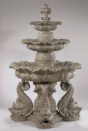 Fountain Site ConcreteNetwork.com