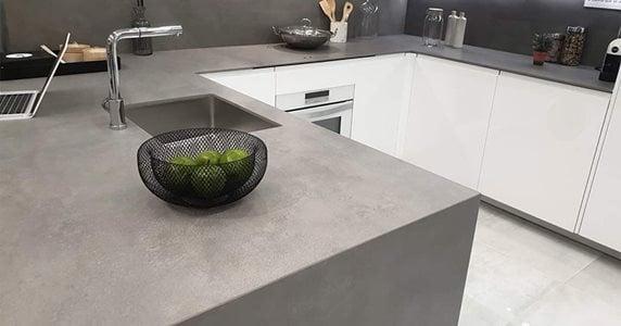 Countertop Resurfacing, Microcement Concrete Countertops CimentArt Cibolo, TX