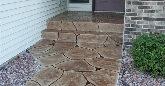 Stamped Concrete Special Effex Loves Park, IL