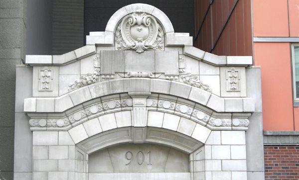 Arches Architectural Details Lucioni Arts Tukwila, WA