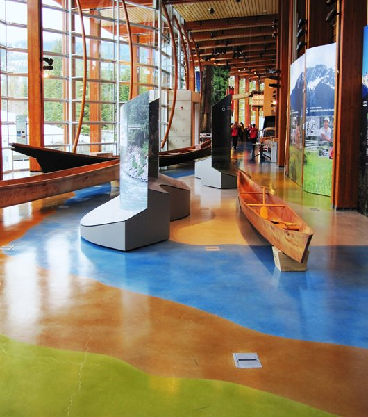 Artistic Concrete Fab-u-Floors Refinishing Services Ltd Burnaby, BC