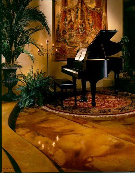 Brown Floors Progressive Hardscapes Phoenix, AZ