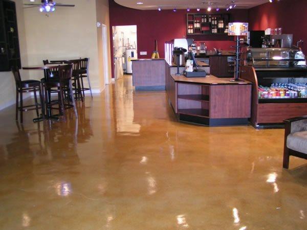 Brown Floors Select Coatings, Inc. Boynton Beach, FL